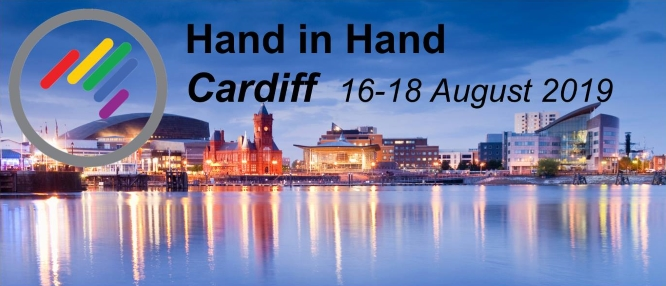 Hand in Hand Cardiff 2019 banner